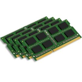 16GB Kit (4X4GB) DDR3 1600MHZ SODIMM