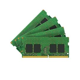 64GB Kit (4x16GB) DDR4 2400mhz SODIMM