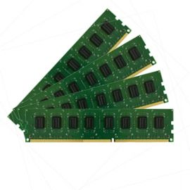 16GB Kit (4x4GB) DDR3 1066MHZ ECC DIMM